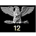 Colonel Service Star 12