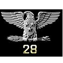 Colonel Service Star 28
