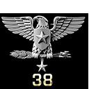 Colonel Service Star 38